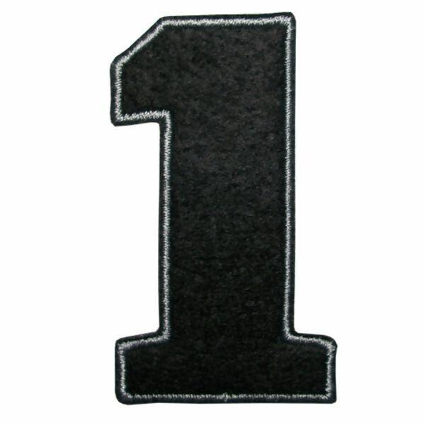 loja de armarinhos e aviamentosetiqueta numero 1 termocolante preto 3