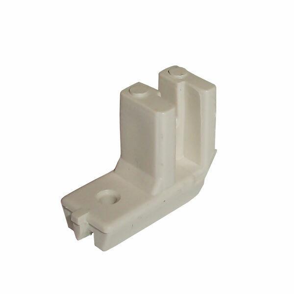 Calcador plástico ziper invisível - 8143